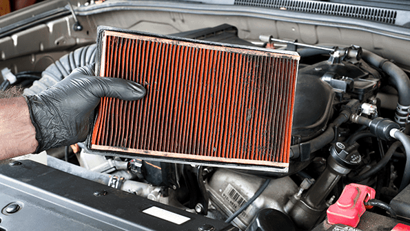 Signs and Symptoms of a Bad Air Filter - The Vehicle Lab
