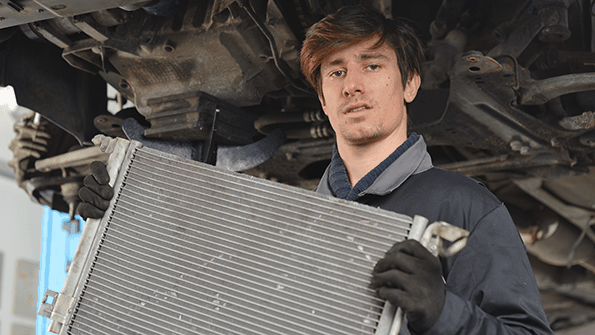 Bad Radiator Symptoms and Replacement Cost - The Vehicle Lab