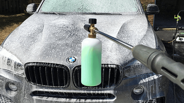 Foam Cannon Soap >> Best Foam Cannon Of 2019 Better Than A Car Wash The Vehicle Lab