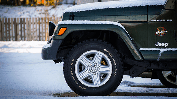jeep wrangler tires