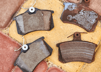 brake pad comparison