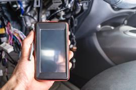 obd scanner for car