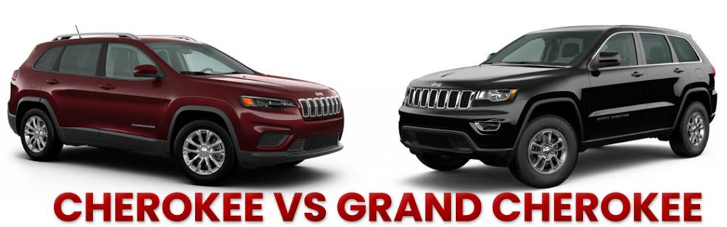 cherokee vs grand cherokee