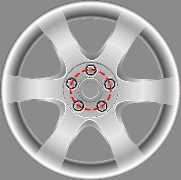 bolt circle