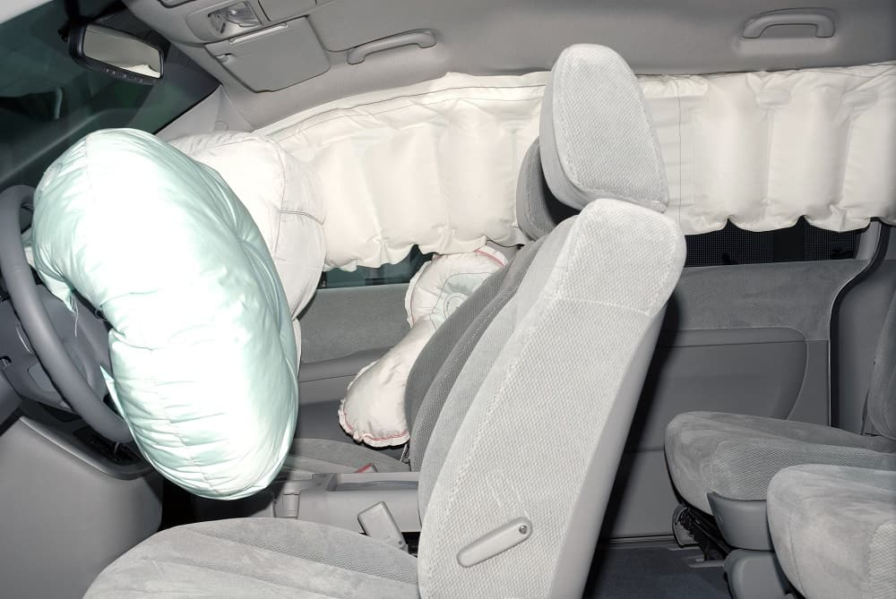 side curtain air bags