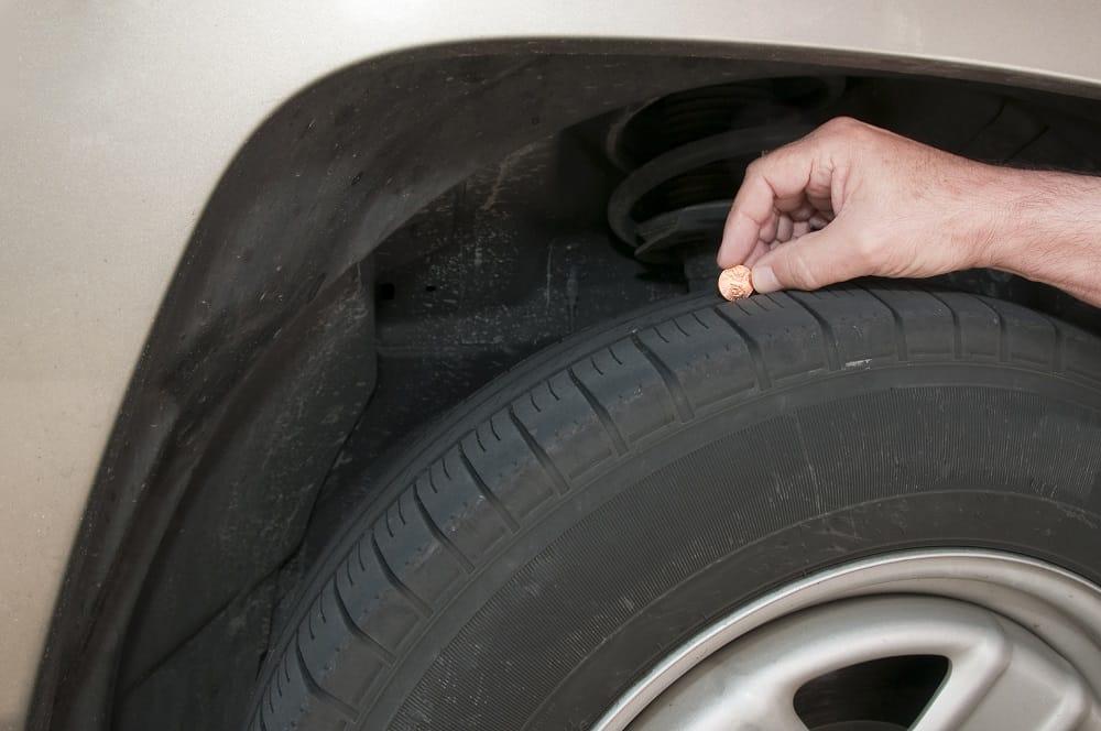 tire tread wear