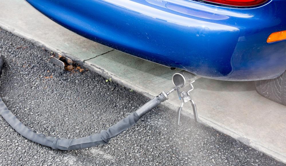 emissions test failure
