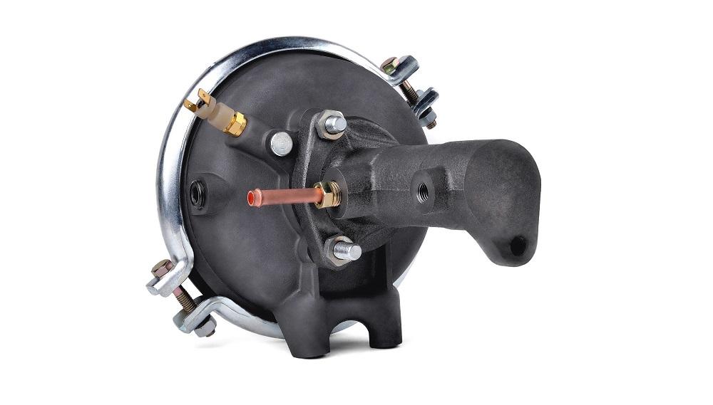pneumatic vacuum brake booster