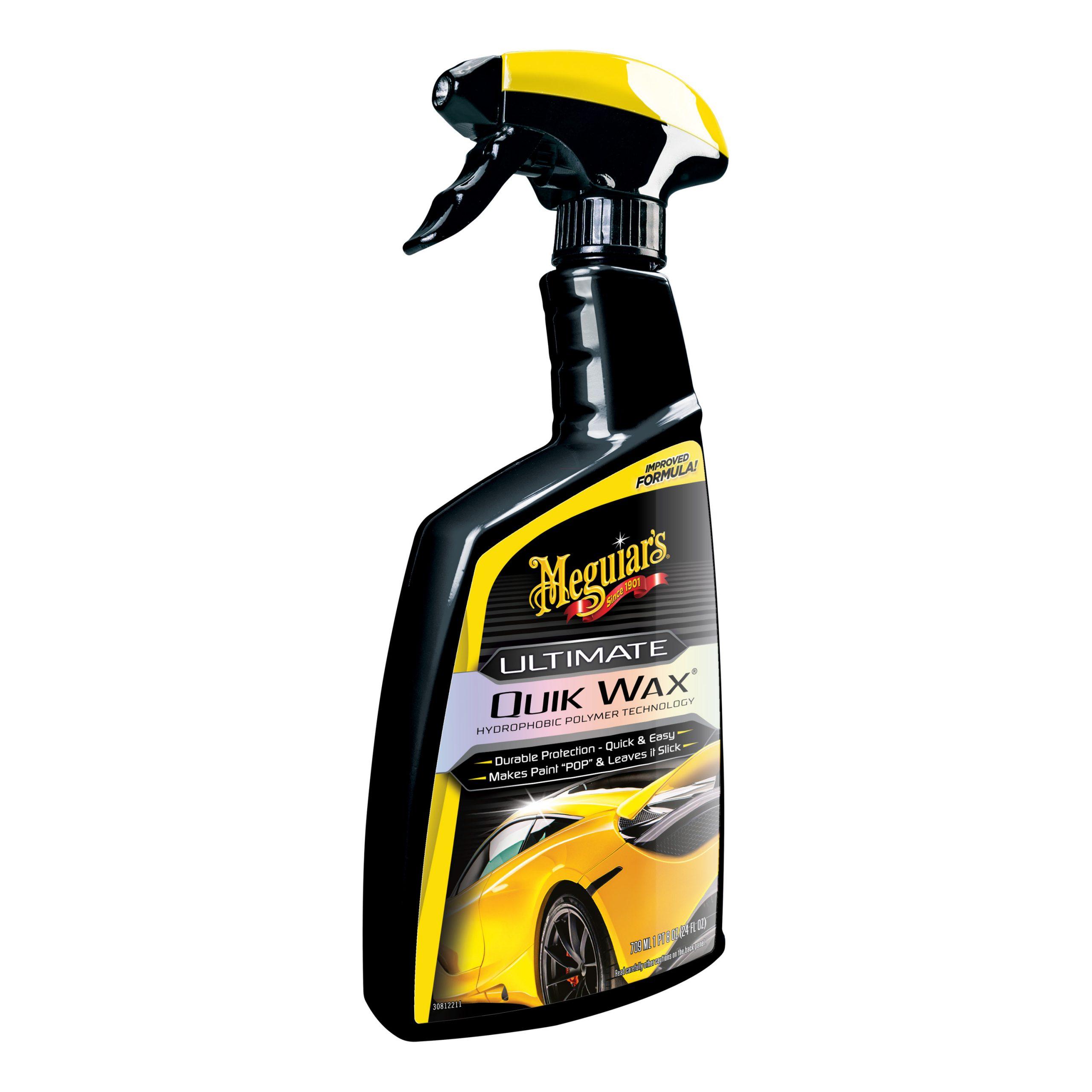 meguiars ultimate quik spray wax