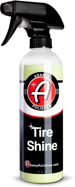 adams tire shine spray
