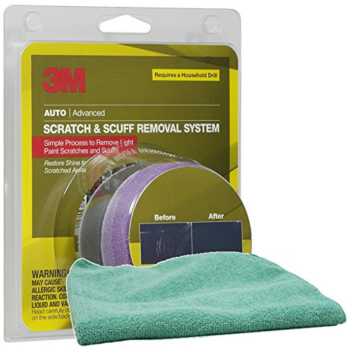 3M scratch remover system
