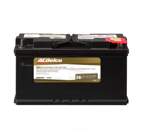 ACDelco 49AGM automotive battery