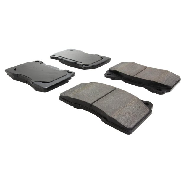 stoptech spork brake pads with shims