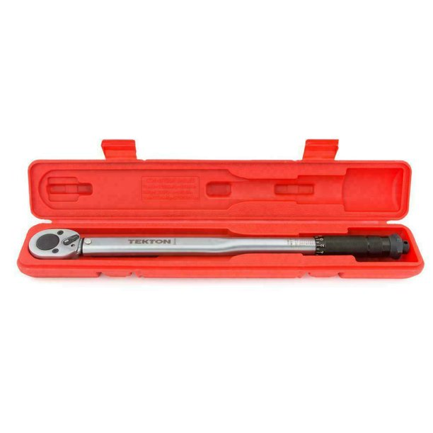 TEKTON drive click torque wrench