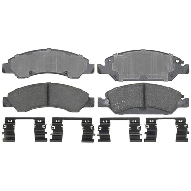 acdelco gold front disc brake pad set