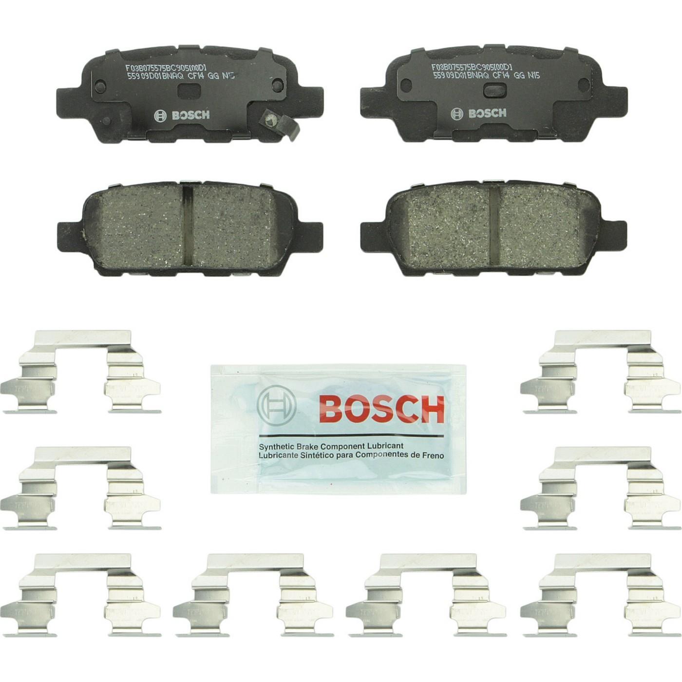 bosch quietcast ceramic brake pads