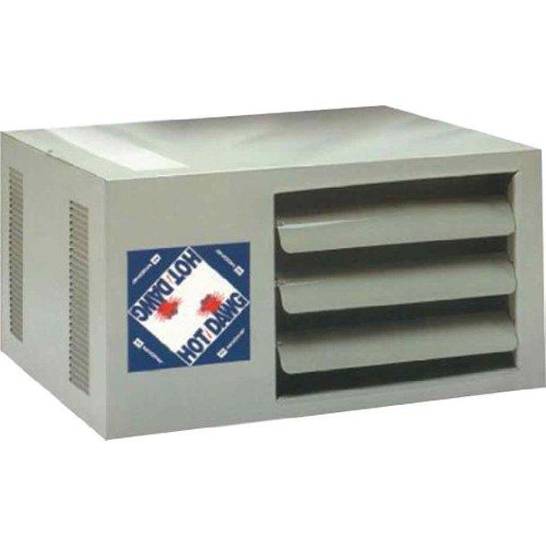 modine gas heater