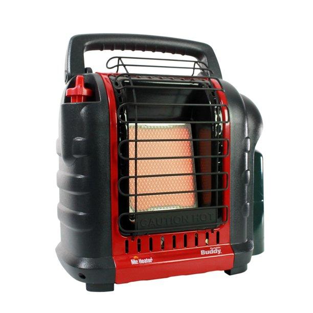 mr heater buddy propane heater
