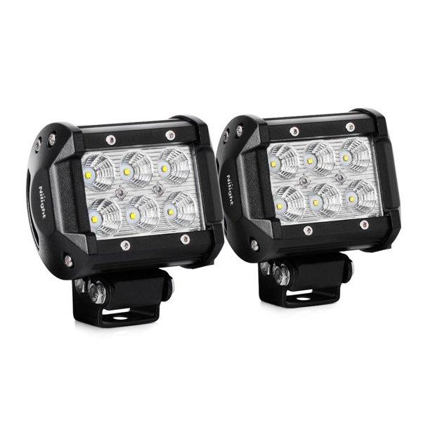 nilight led pod off road lights